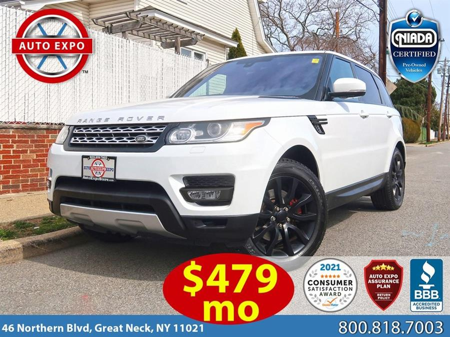 Used 2017 Land Rover Range Rover Sport in Great Neck, New York | Auto Expo Ent Inc.. Great Neck, New York