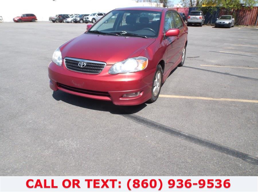 Used Toyota Corolla CE 2006 | Lee Motors Sales Inc. Hartford, Connecticut