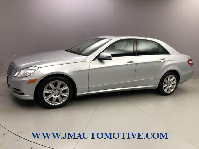 Used 2013 Mercedes-benz E-class in Naugatuck, Connecticut | J&M Automotive Sls&Svc LLC. Naugatuck, Connecticut