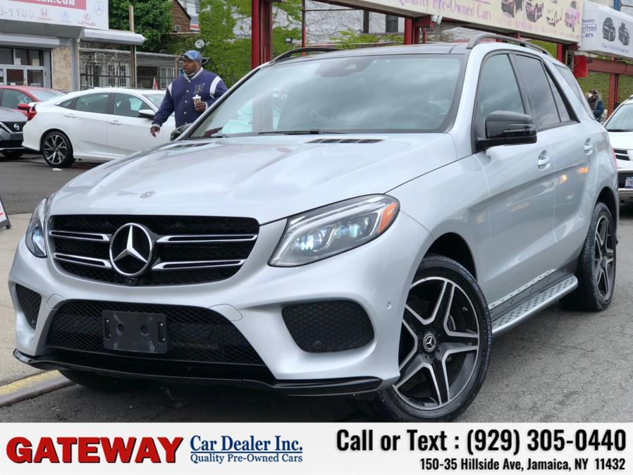Used Mercedes-Benz GLE GLE 350 4MATIC SUV 2018   Gateway Car Dealer Inc. Jamaica, New York