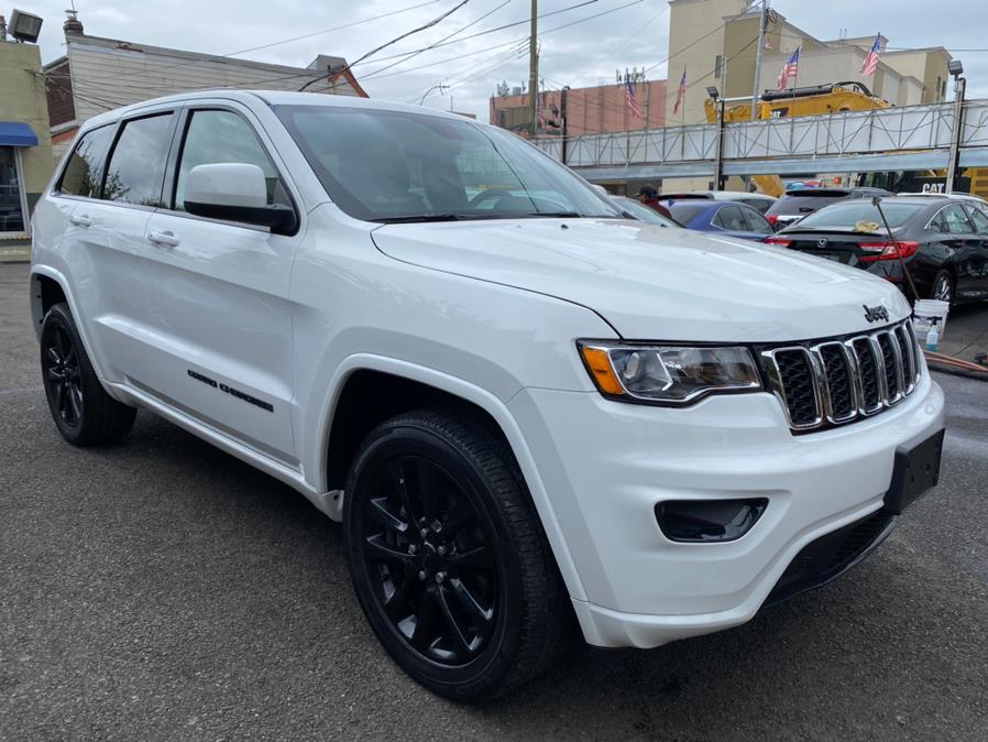 Used Jeep Grand Cherokee Altitude 4x4 2018   Sunrise Autoland. Jamaica, New York