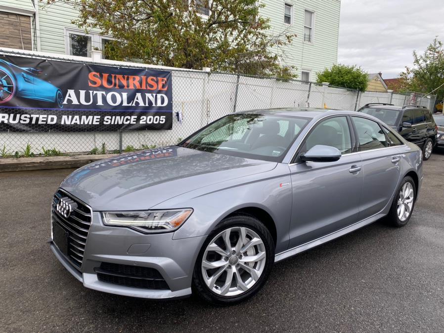 Used 2018 Audi A6 in Jamaica, New York | Sunrise Autoland. Jamaica, New York