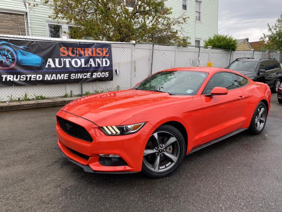 Used 2016 Ford Mustang in Jamaica, New York | Sunrise Autoland. Jamaica, New York