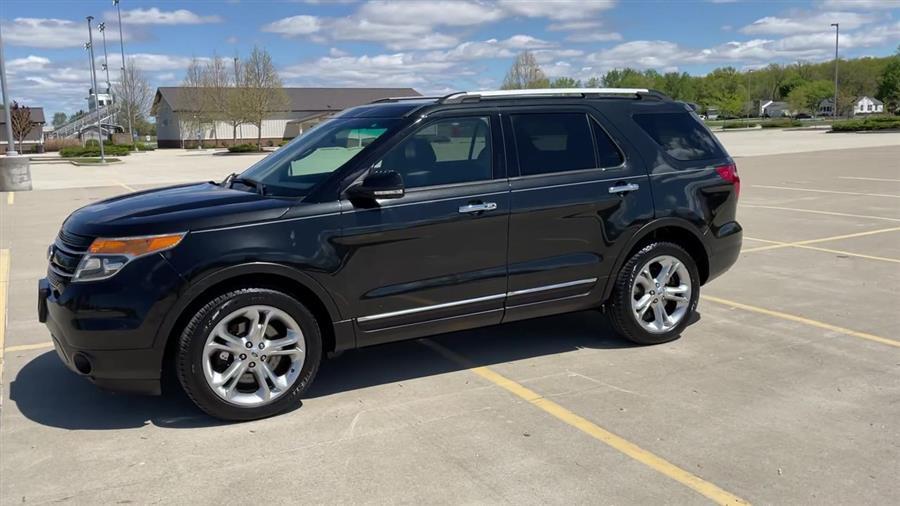 Used Ford Explorer 4WD 4dr Limited 2013 | Josh's All Under Ten LLC. Elida, Ohio