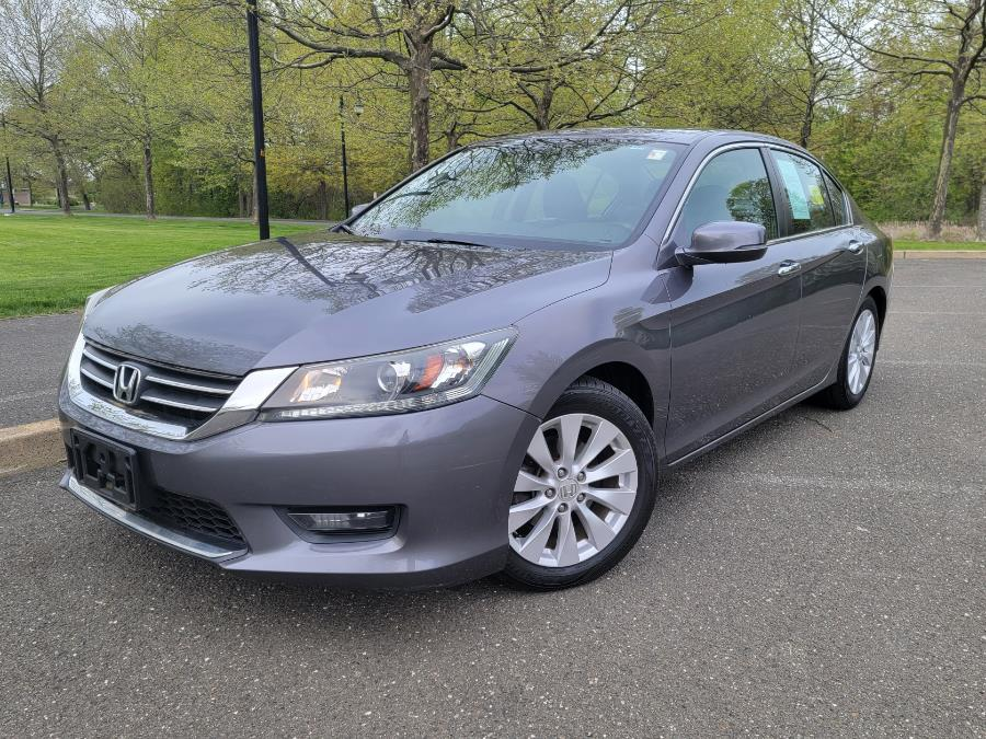 Used 2015 Honda Accord Sedan in Springfield, Massachusetts | Fast Lane Auto Sales & Service, Inc. . Springfield, Massachusetts