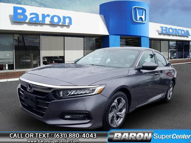 Used 2018 Honda Accord Sedan in Patchogue, New York | Baron Supercenter. Patchogue, New York