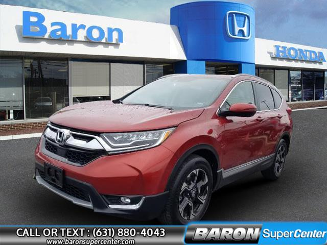 Used 2018 Honda Cr-v in Patchogue, New York | Baron Supercenter. Patchogue, New York