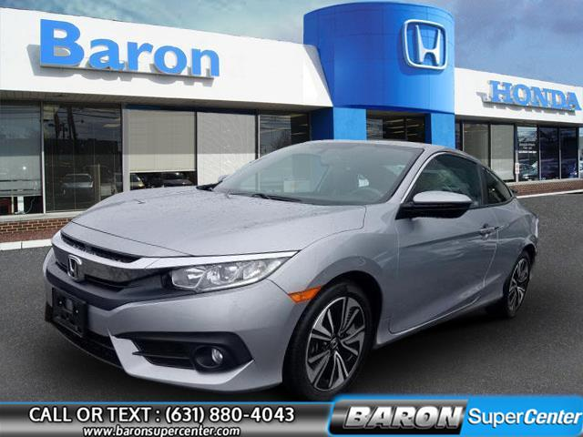 Used 2018 Honda Civic Coupe in Patchogue, New York | Baron Supercenter. Patchogue, New York
