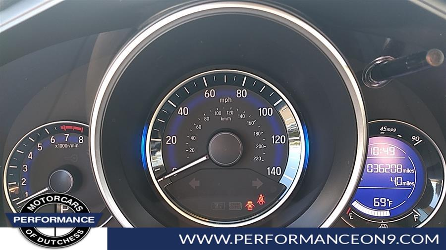 Used Honda Fit 5dr HB CVT EX 2015   Performance Motorcars Inc. Wappingers Falls, New York