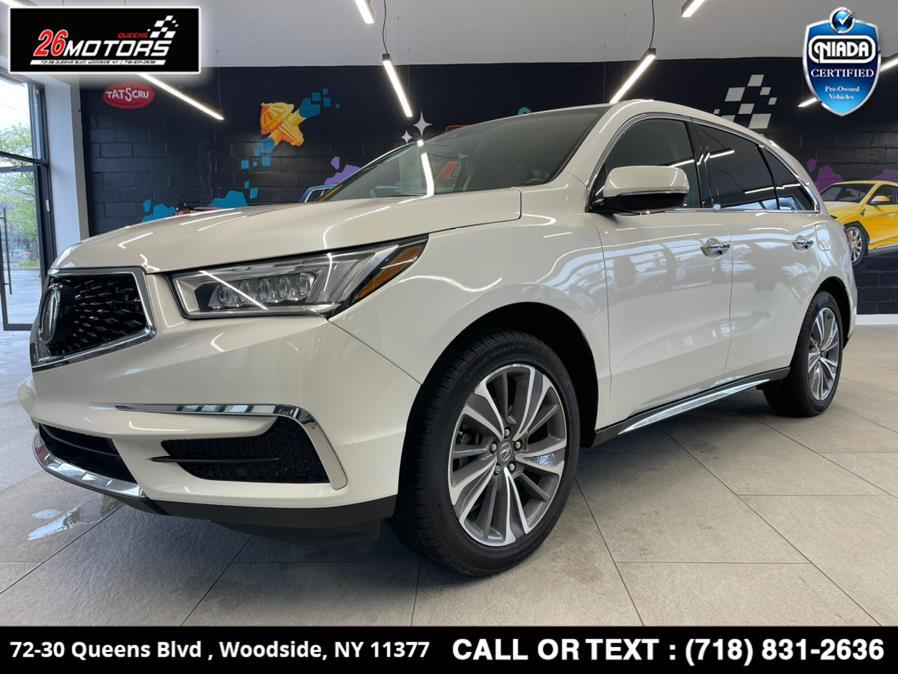 Used 2018 Acura MDX in Woodside, New York | 26 Motors Queens. Woodside, New York
