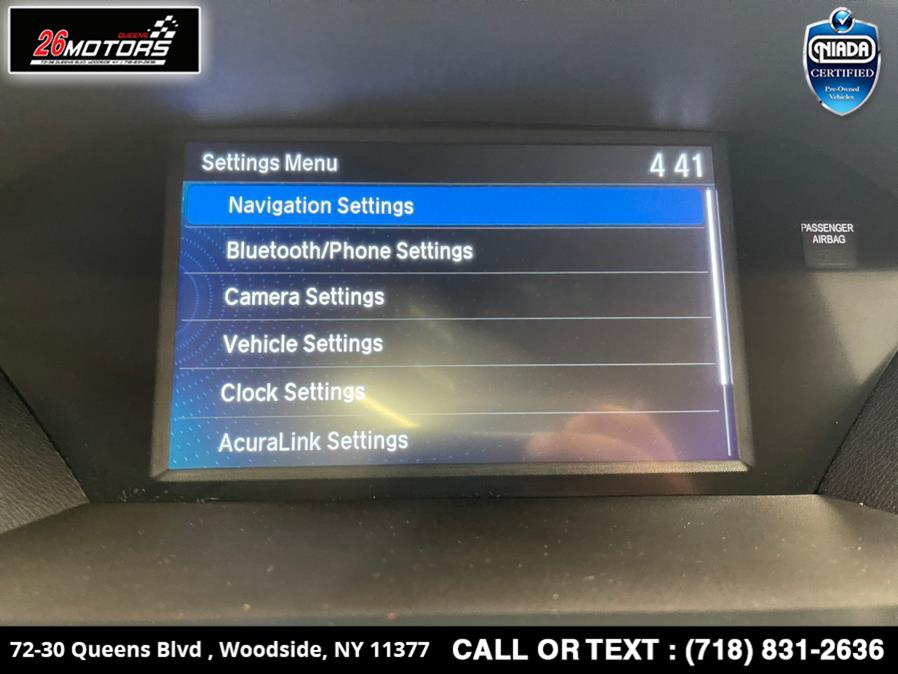 Used Acura MDX SH-AWD w/Technology Pkg 2018 | 26 Motors Queens. Woodside, New York