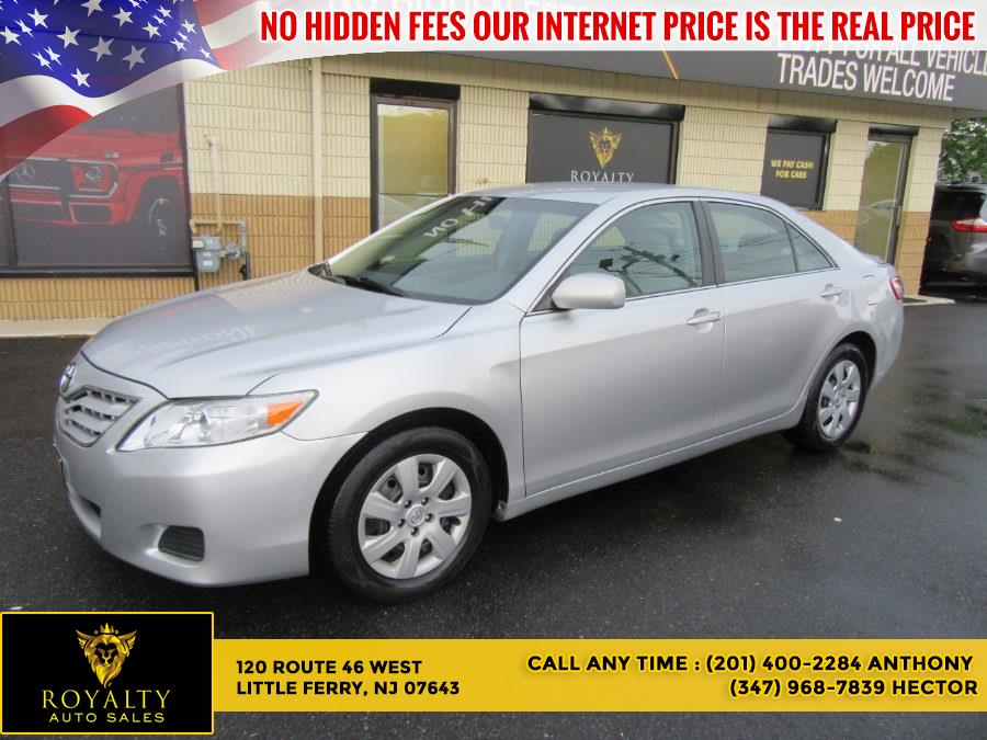 Used 2010 Toyota Camry in Little Ferry, New Jersey | Royalty Auto Sales. Little Ferry, New Jersey