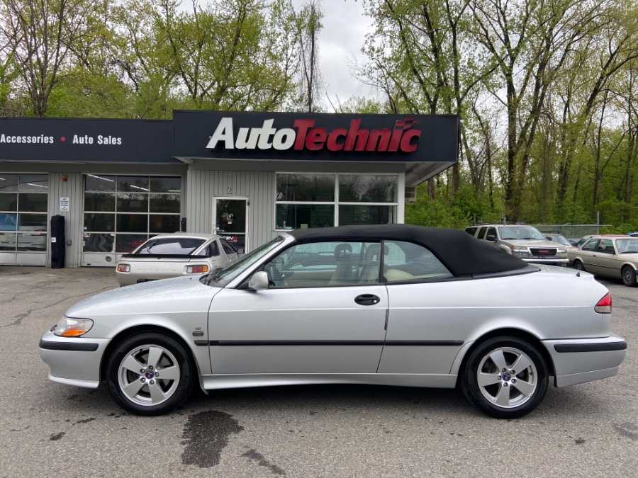Used 2003 Saab 9-3 in New Milford, Connecticut