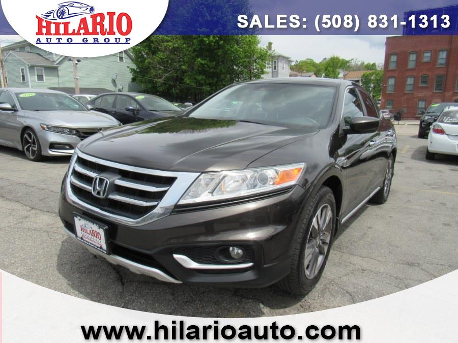Used 2015 Honda Crosstour in Worcester, Massachusetts | Hilario's Auto Sales Inc.. Worcester, Massachusetts