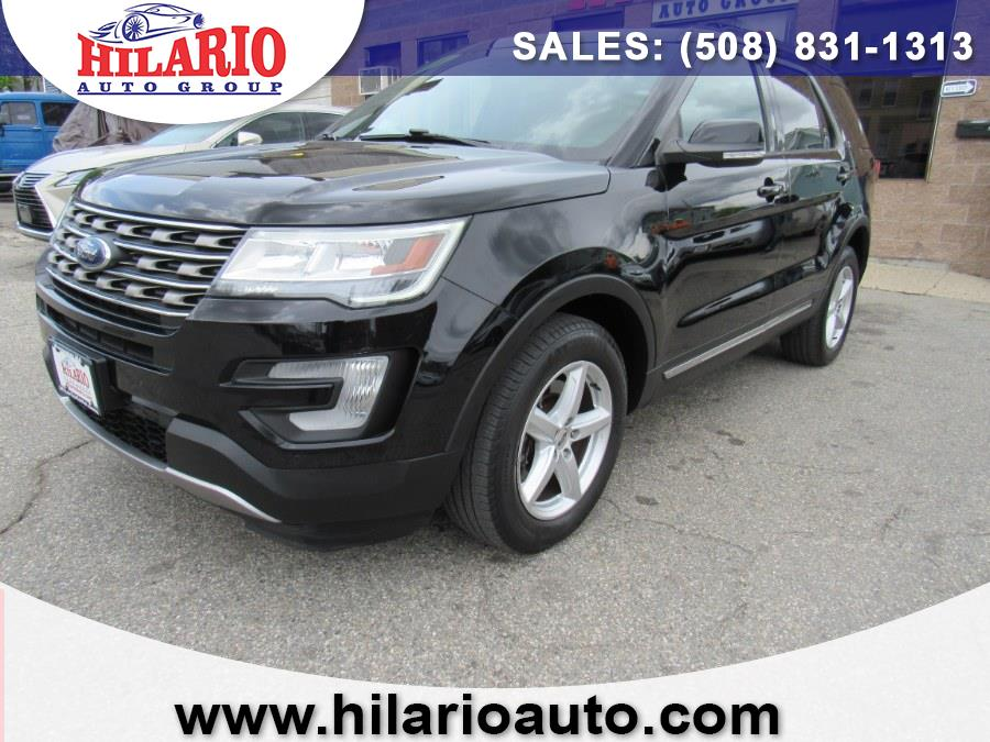Used 2016 Ford Explorer in Worcester, Massachusetts | Hilario's Auto Sales Inc.. Worcester, Massachusetts