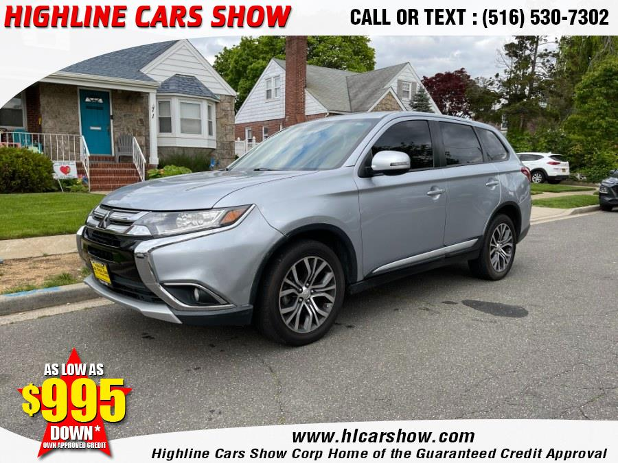 Used 2017 Mitsubishi Outlander in West Hempstead, New York | Highline Cars Show Corp. West Hempstead, New York