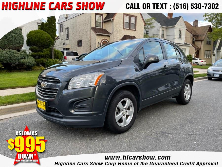 Used 2016 Chevrolet Trax in West Hempstead, New York | Highline Cars Show Corp. West Hempstead, New York