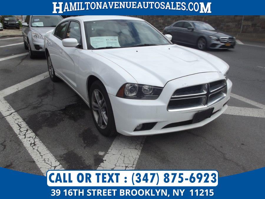 Used Dodge Charger 4dr Sdn SXT Plus AWD 2014 | Hamilton Avenue Auto Sales DBA Nyautoauction.com. Brooklyn, New York