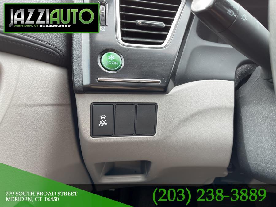 Used Honda Civic Sdn 4dr Auto EX 2013 | Jazzi Auto Sales LLC. Meriden, Connecticut