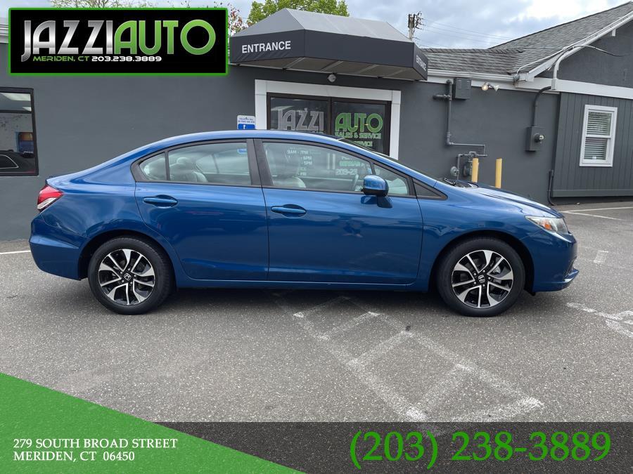 Used 2013 Honda Civic Sdn in Meriden, Connecticut | Jazzi Auto Sales LLC. Meriden, Connecticut