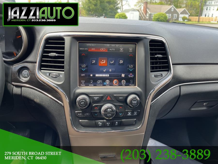 Used Jeep Grand Cherokee 4WD 4dr Limited 2014 | Jazzi Auto Sales LLC. Meriden, Connecticut