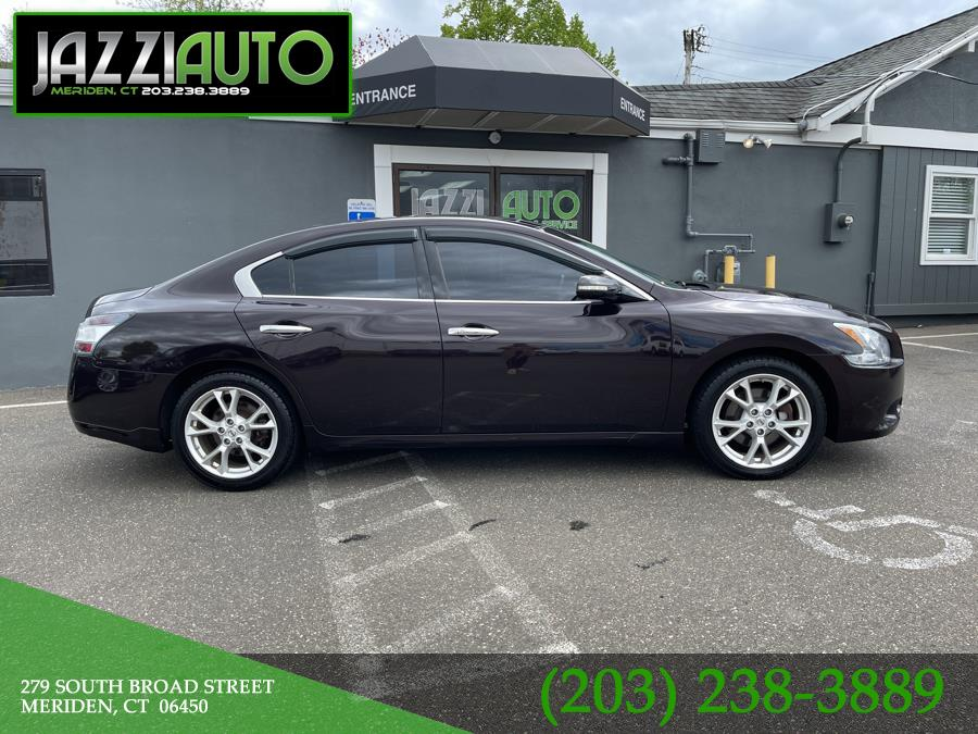 Used 2014 Nissan Maxima in Meriden, Connecticut | Jazzi Auto Sales LLC. Meriden, Connecticut