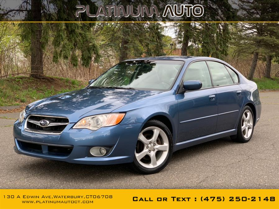 Used 2008 Subaru Legacy (Natl) in Waterbury, Connecticut | Platinum Auto Care. Waterbury, Connecticut