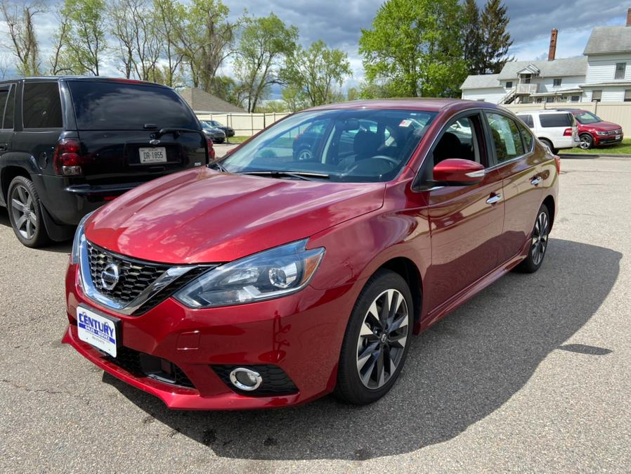 Used Nissan Sentra SR CVT 2019 | Century Auto And Truck. East Windsor, Connecticut