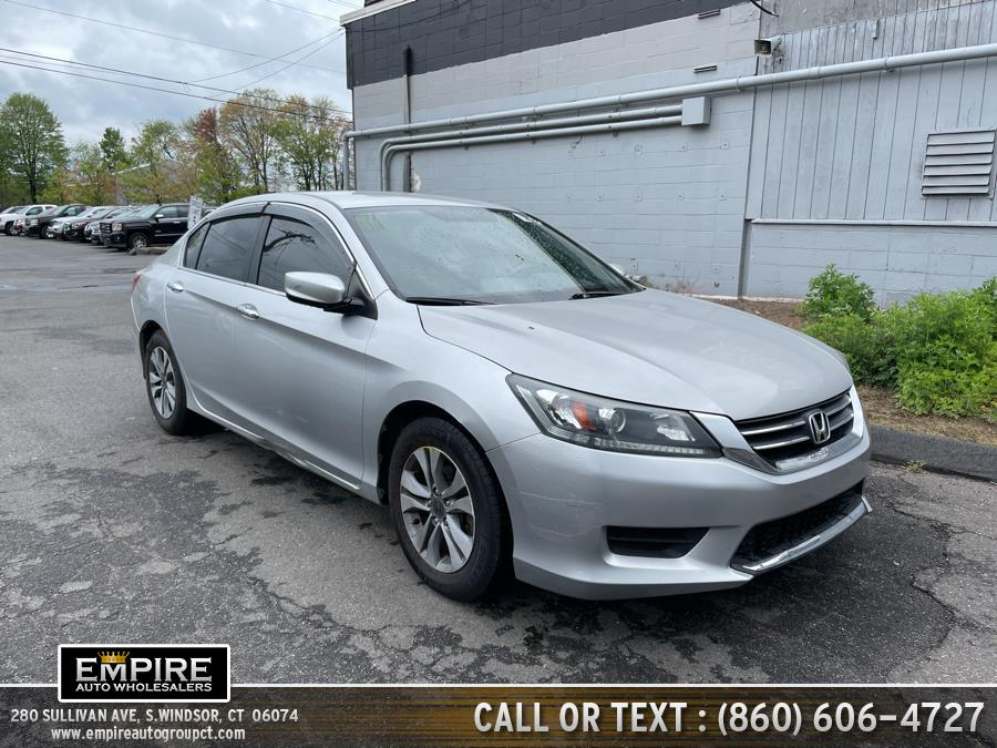 Used 2015 Honda Accord Sedan in S.Windsor, Connecticut | Empire Auto Wholesalers. S.Windsor, Connecticut