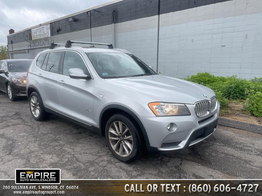 Used 2013 BMW X3 in S.Windsor, Connecticut | Empire Auto Wholesalers. S.Windsor, Connecticut