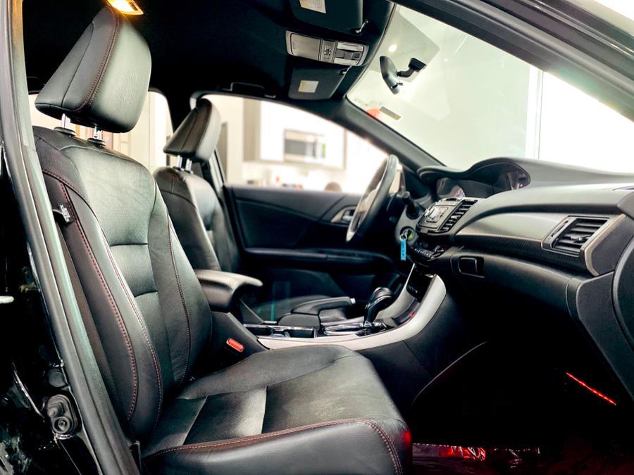 Used Honda Accord Sedan Sport SE CVT 2017   Luxury Motor Club. Franklin Square, New York