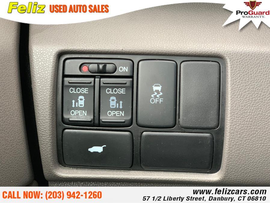 Used Honda Odyssey 5dr EX-L 2011   Feliz Used Auto Sales. Danbury, Connecticut