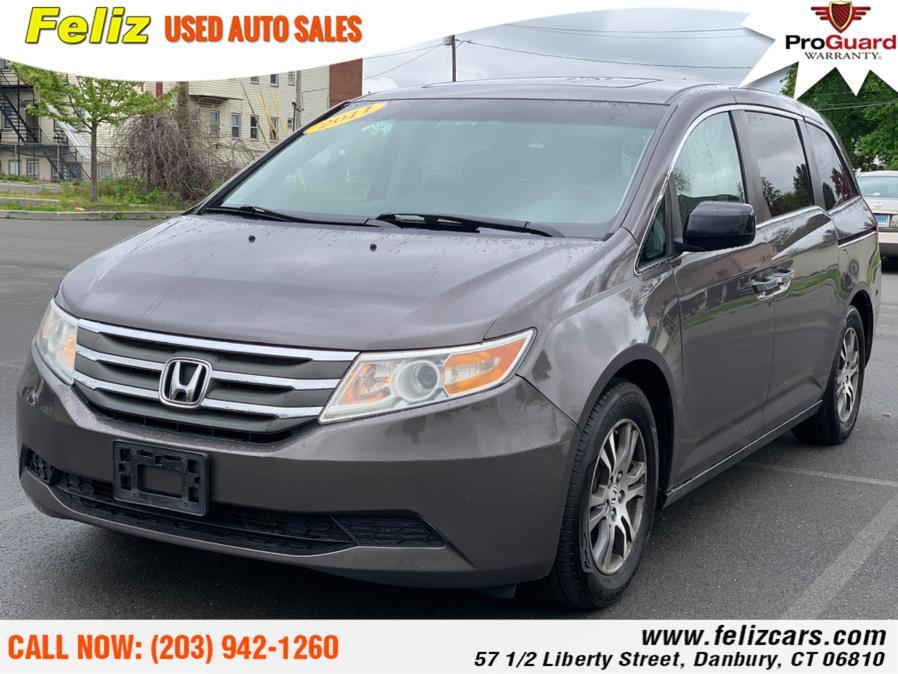 Used 2011 Honda Odyssey in Danbury, Connecticut | Feliz Used Auto Sales. Danbury, Connecticut