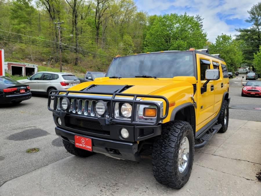 Used HUMMER H2 4dr Wgn 2003 | House of Cars. Watertown, Connecticut