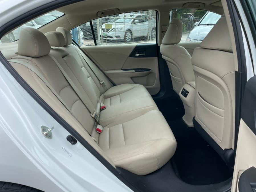 2014 Honda Accord Sedan 4dr I4 CVT EX-L, available for sale in Brooklyn, NY