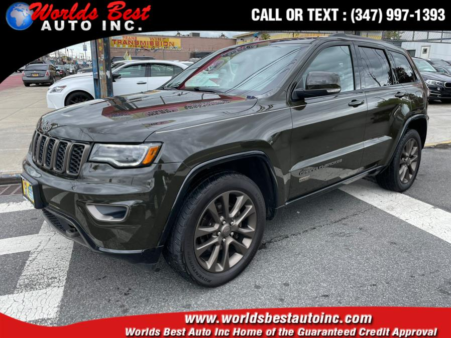 Used 2016 Jeep Grand Cherokee in Brooklyn, New York