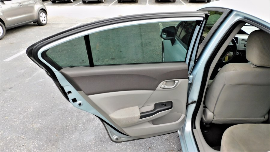 Used Honda Civic Sdn 4dr Auto LX 2012   Rahib Motors. Winter Park, Florida
