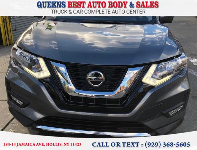 Used Nissan Rogue AWD SL 2018 | Queens Best Auto Body / Sales. Hollis, New York