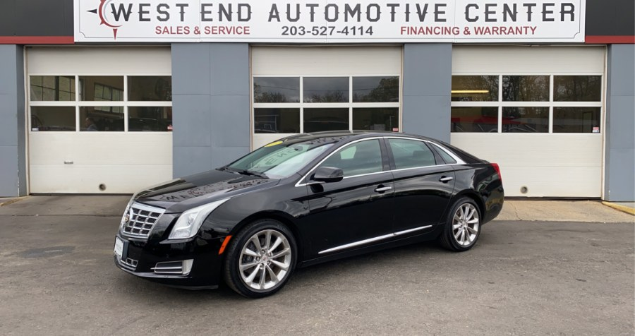 Used 2014 Cadillac XTS in Waterbury, Connecticut | West End Automotive Center. Waterbury, Connecticut