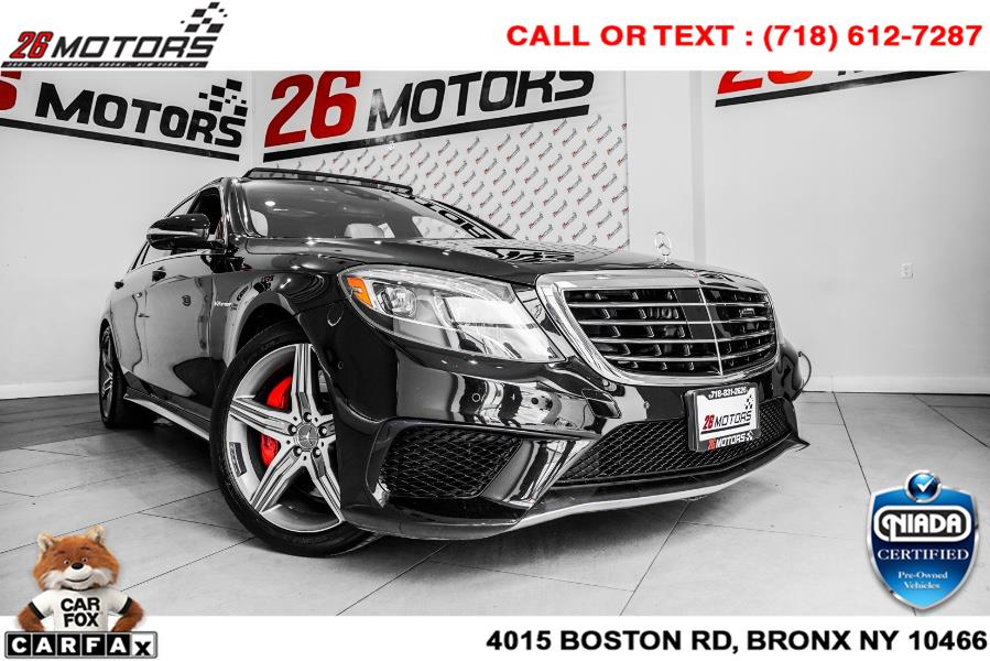 Used 2017 Mercedes-Benz S-Class in Woodside, New York | 52Motors Corp. Woodside, New York