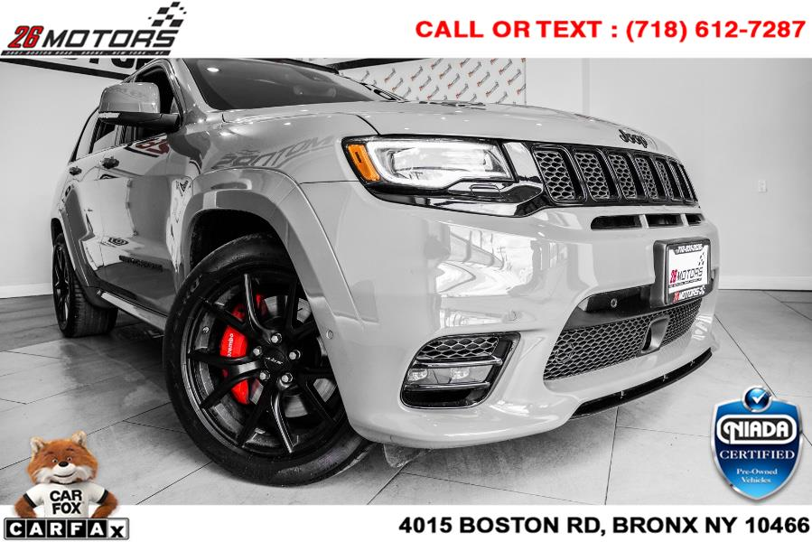 Used Jeep Grand Cherokee SRT 4x4 2020 | 26 Motors Corp. Bronx, New York