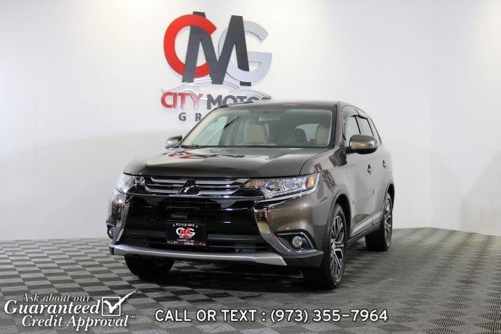 Used 2016 Mitsubishi Outlander in Haskell, New Jersey | City Motor Group Inc.. Haskell, New Jersey