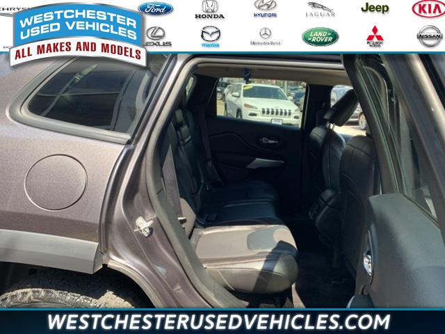 Used Jeep Cherokee Trailhawk 2018   Westchester Used Vehicles. White Plains, New York