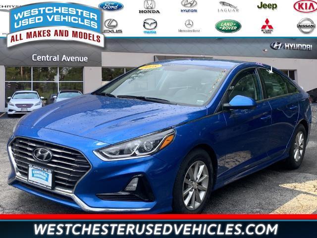 Used 2018 Hyundai Sonata in White Plains, New York | Westchester Used Vehicles. White Plains, New York