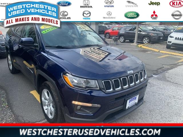 Used Jeep Compass Latitude 2018 | Westchester Used Vehicles. White Plains, New York