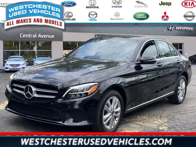 Used 2019 Mercedes-benz C-class in White Plains, New York | Westchester Used Vehicles. White Plains, New York