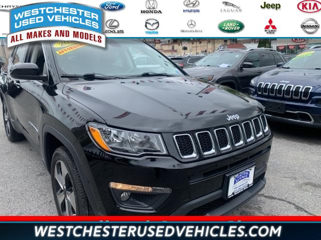 Used 2017 Jeep New Compass in White Plains, New York | Westchester Used Vehicles. White Plains, New York