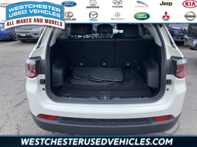 Used Jeep Compass Latitude 2018   Westchester Used Vehicles. White Plains, New York