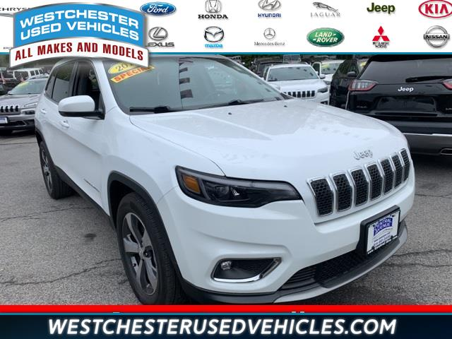 Used 2019 Jeep Cherokee in White Plains, New York | Westchester Used Vehicles. White Plains, New York