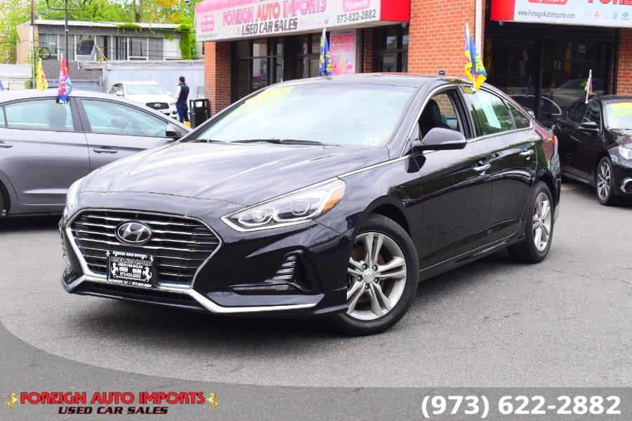 Used 2018 Hyundai Sonata in Irvington, New Jersey | Foreign Auto Imports. Irvington, New Jersey